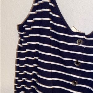 Aeropostale Other - Blue and white romper
